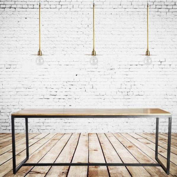 grafinteriors sch ner wohnen geht ganz einfach tisch form von house doctor eisen und. Black Bedroom Furniture Sets. Home Design Ideas