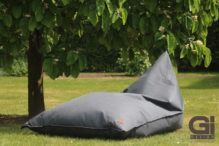 XXL Sitzsack ChillOut dark grey