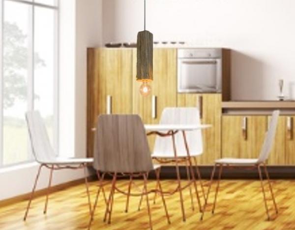 grafinteriors sch ner wohnen geht ganz einfach h ngelampe pendant aus treibholz. Black Bedroom Furniture Sets. Home Design Ideas