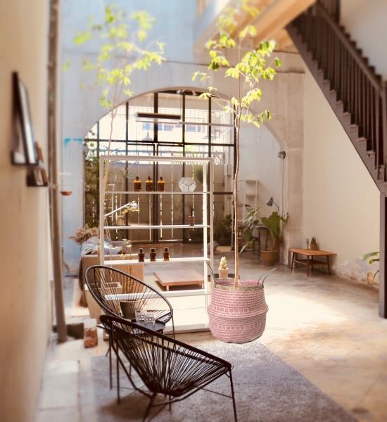 grafinteriors sch ner wohnen geht ganz einfach aufbewahrungskorb handarbeit gr e l pink. Black Bedroom Furniture Sets. Home Design Ideas