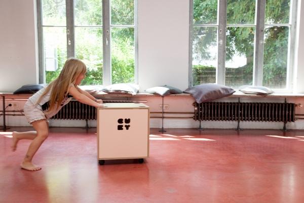 grafinteriors sch ner wohnen geht ganz einfach aufbewahrungsbox cuby dusty pink. Black Bedroom Furniture Sets. Home Design Ideas